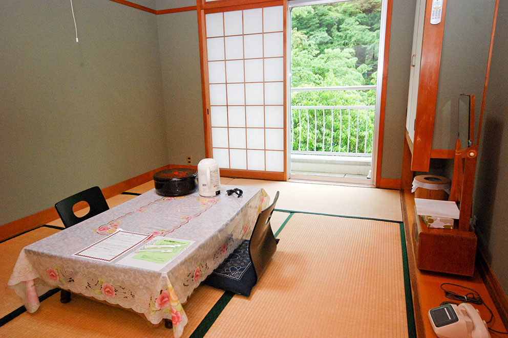 Sample Japanese style room
