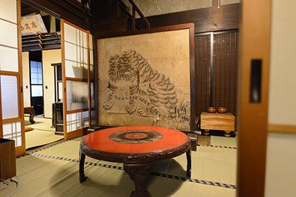 Tora-no-Ma (Tiger Room)