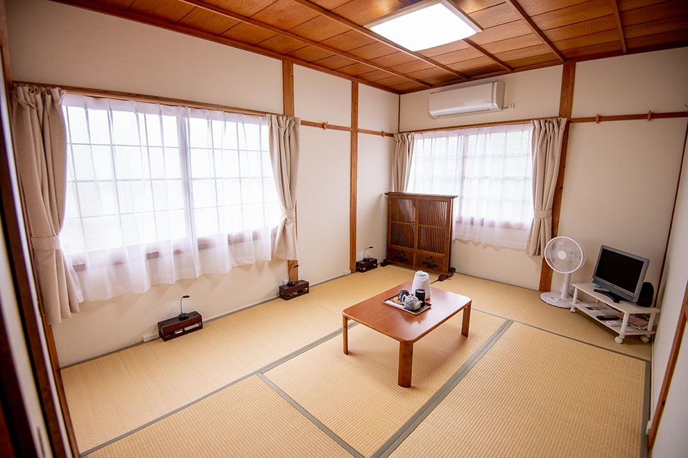 Japanese Style Guestroom 2nd Floor
