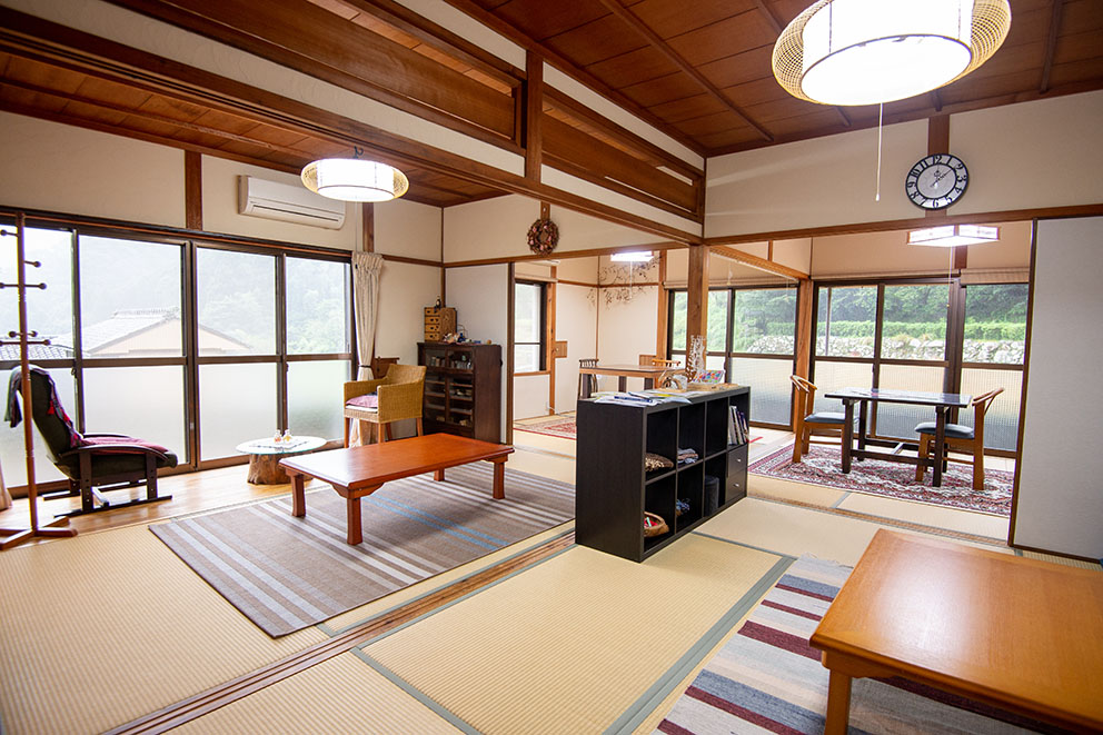 Daimon-zaka Washoan Homestay